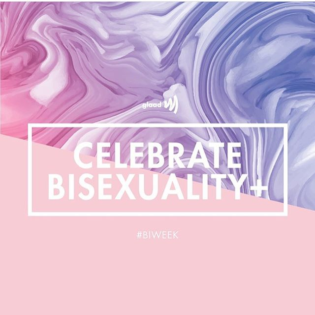 Hope you all enjoyed #biweek #bisexual #lgbt #lovewins #loveislove #lgbtqia 🌈 @glaad