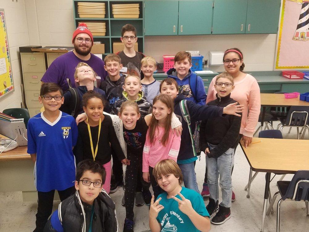 FLL Mentoring for Bennett Elementary