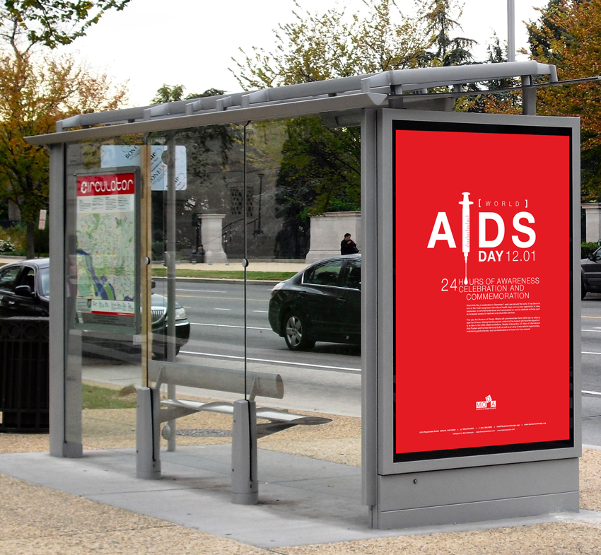 OOH Advertisment | Bus Kiosk