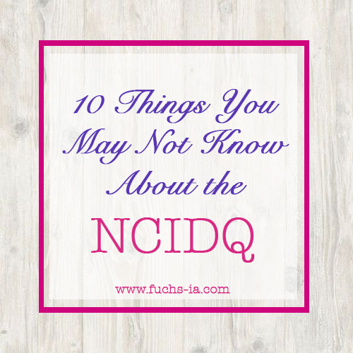 NCIDQ blog 10 Things you May not know