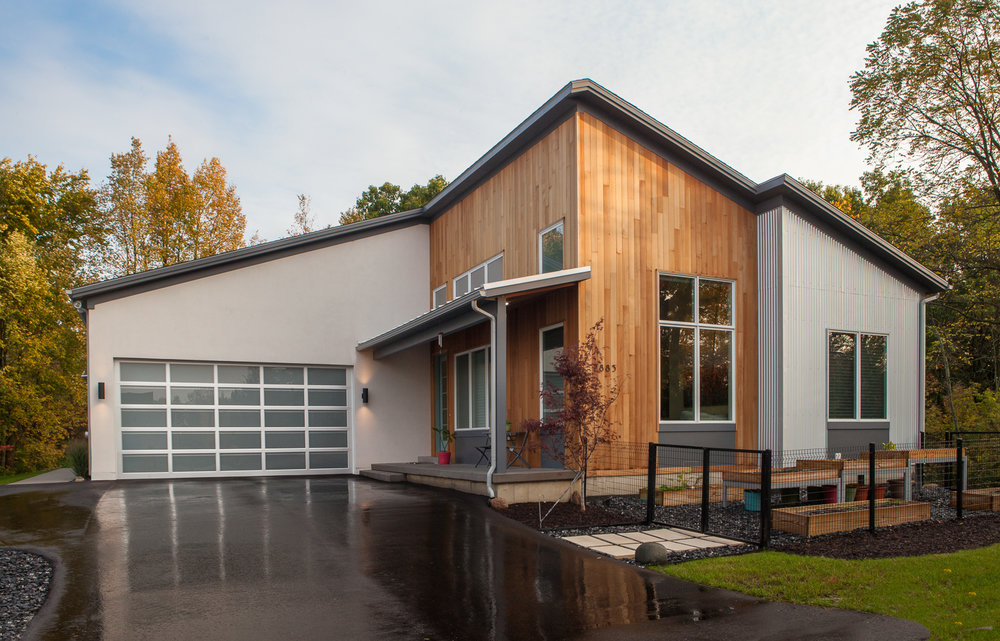 Great Mid Century Modern Home   Exterior