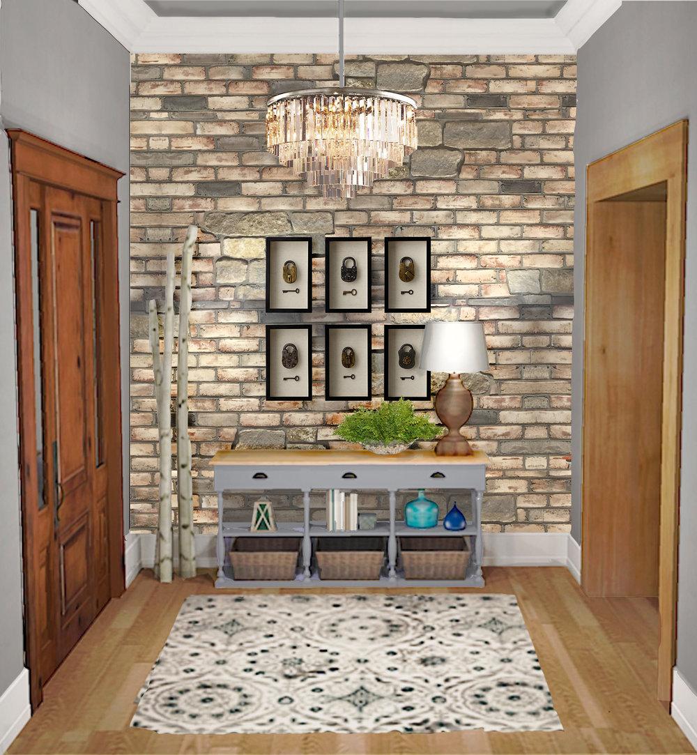 Foyer Concept Rendering