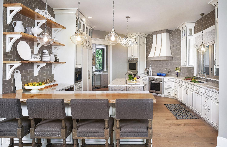 Lake House Kitchen | Lake House Kitchen Grand Rapids Interior Design
