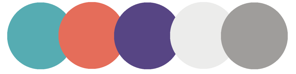 Pantone Color of the Year Palette - Fuchsia Design Interior Design