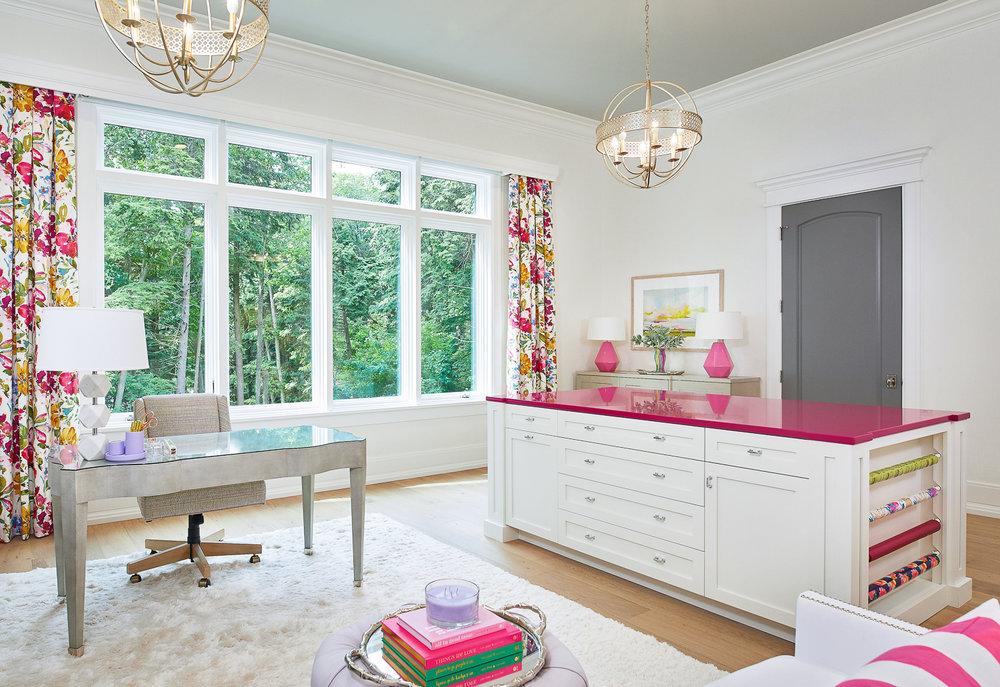 Hiring an Interior Designer - Fuchsia Design West Michigan