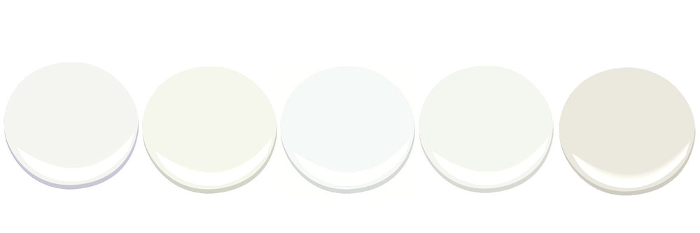 White Paint Colors