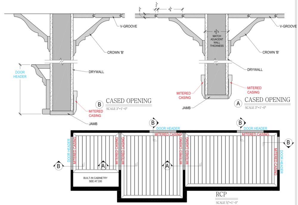 Hallway Ceiling Fuchsia Design.png