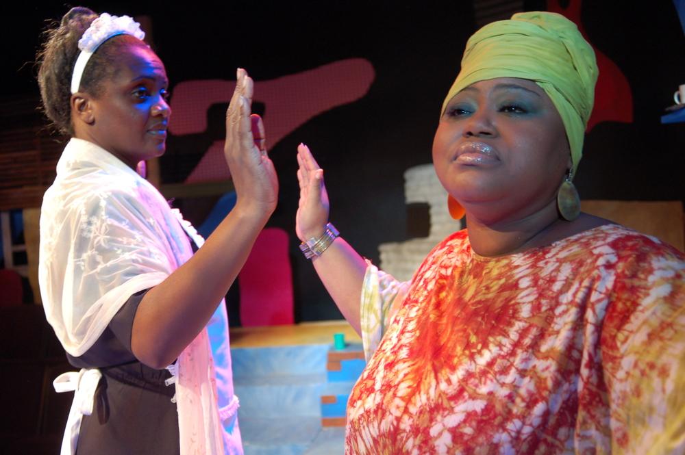 Shakin' the Mess Outta Misery - Horizon Theatre