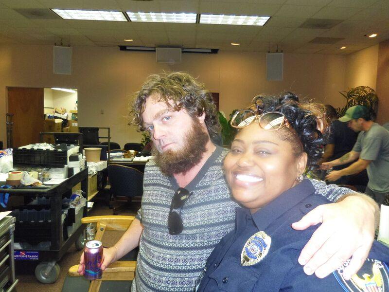 With Zach Galifianakis