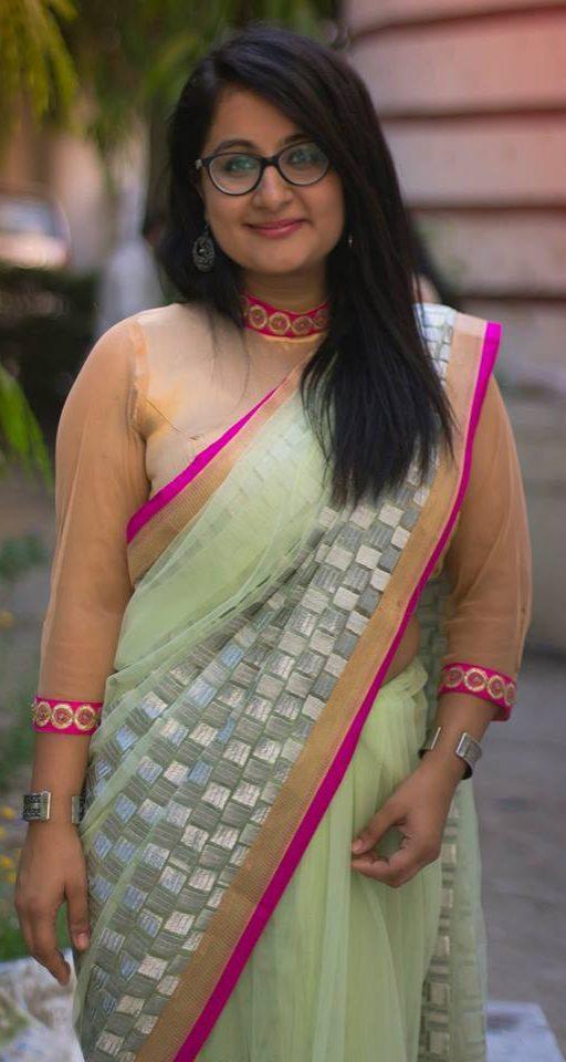 Rashmeet Kaur, Lean In India co-lead.