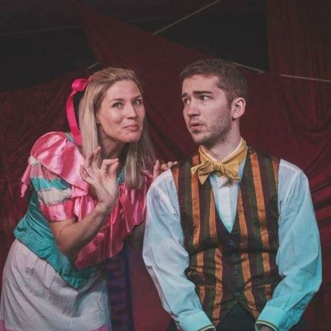 The Comedy of Errors, photo Tanya Villano Photgraphy