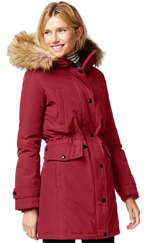 Buy michael kors red coat > OFF53% Discounted