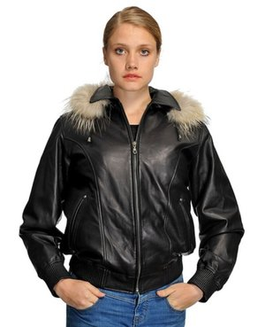 womens/michael-kors-moto-leather-jacket — Zooloo Leather/womens