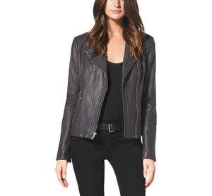 dd3f0a49f2af Michael Kors Moto Leather Jacket michael kors leather jacket black.jpg