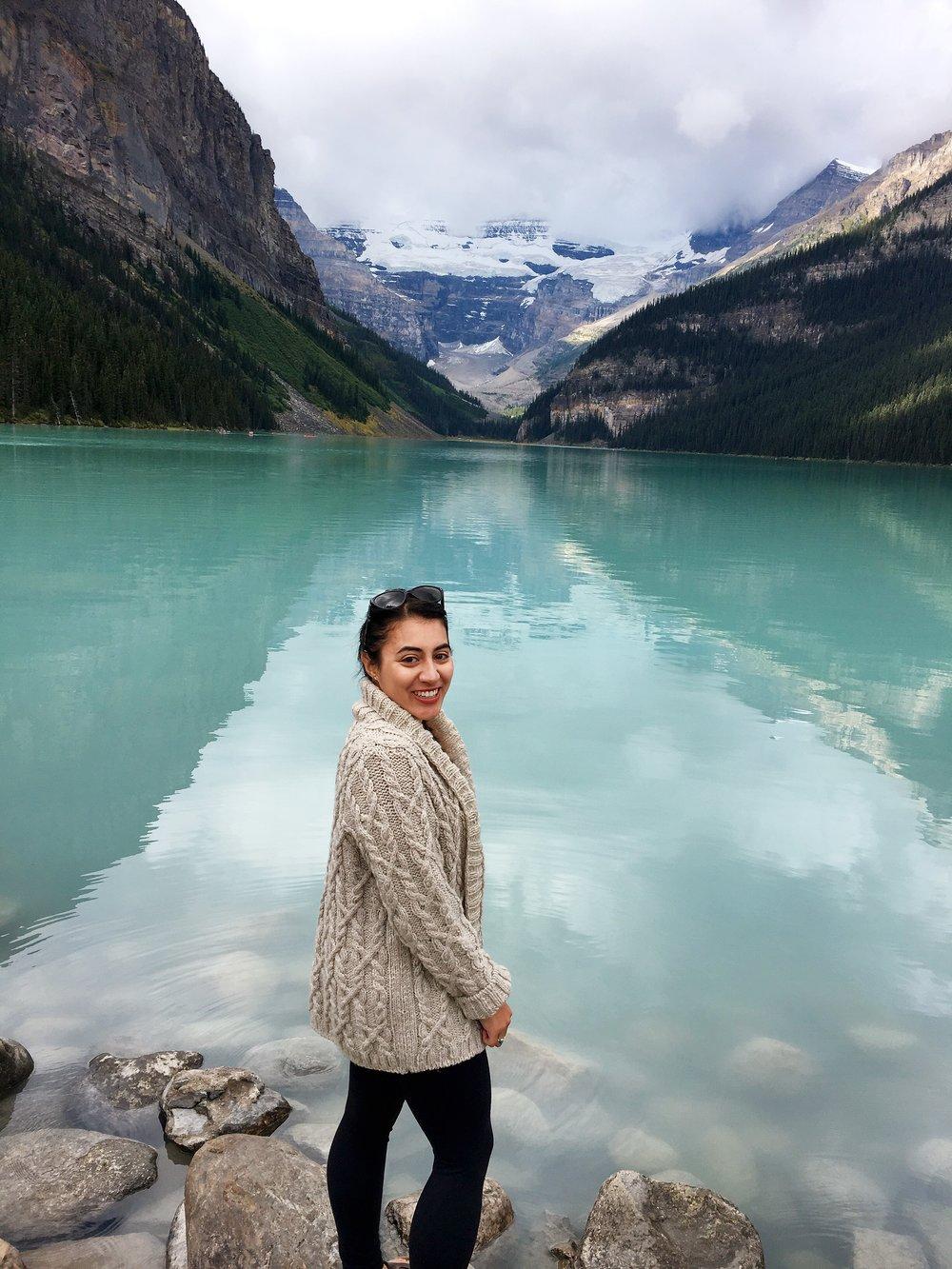 Lake Louise! :D