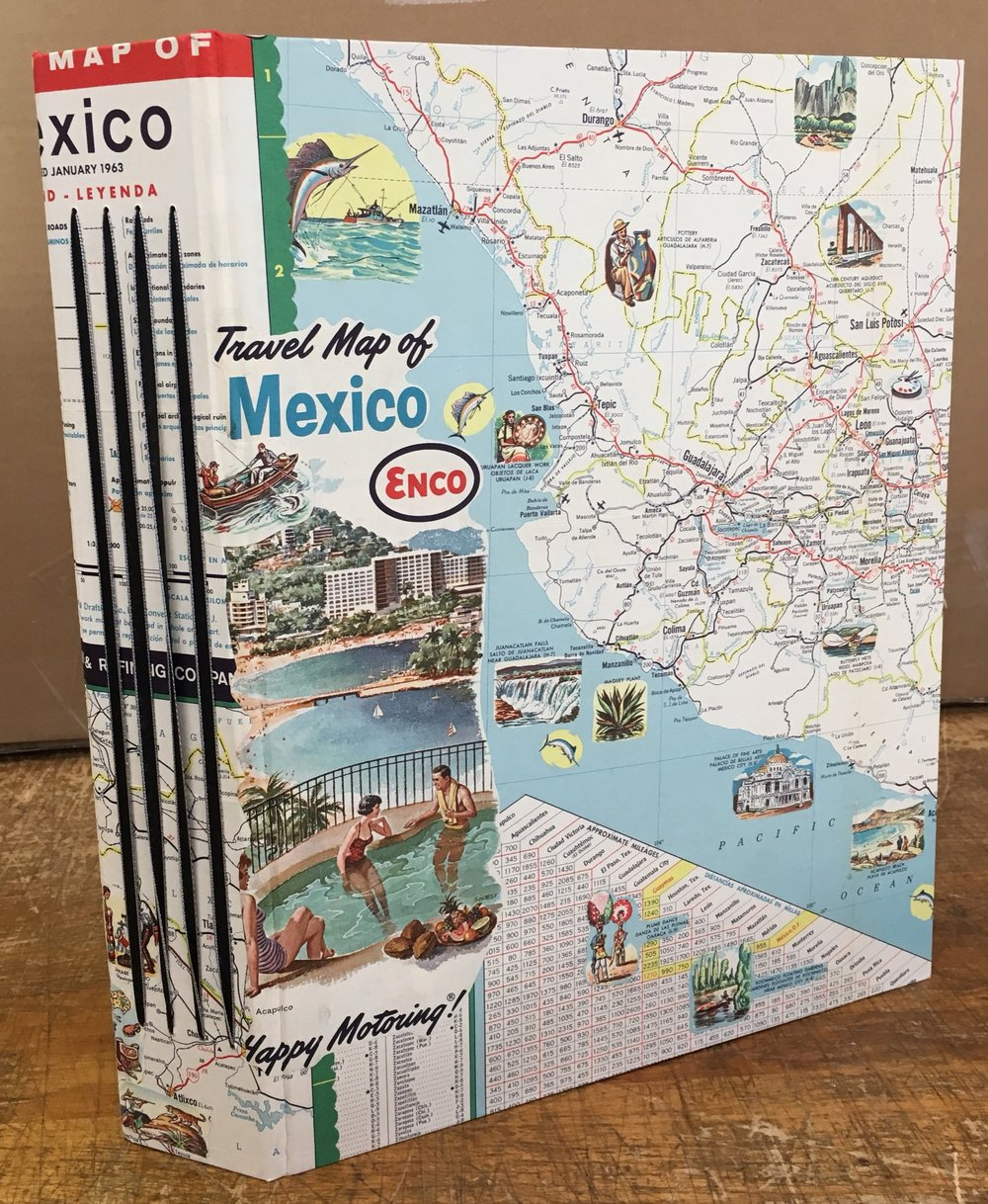 Mexico - Guest book for vacation home