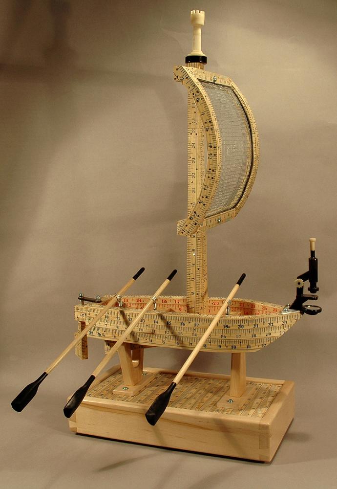 Ship of Geniuses