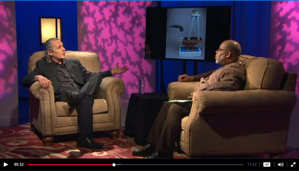 Watch my WSIU PBS interview on Expressions
