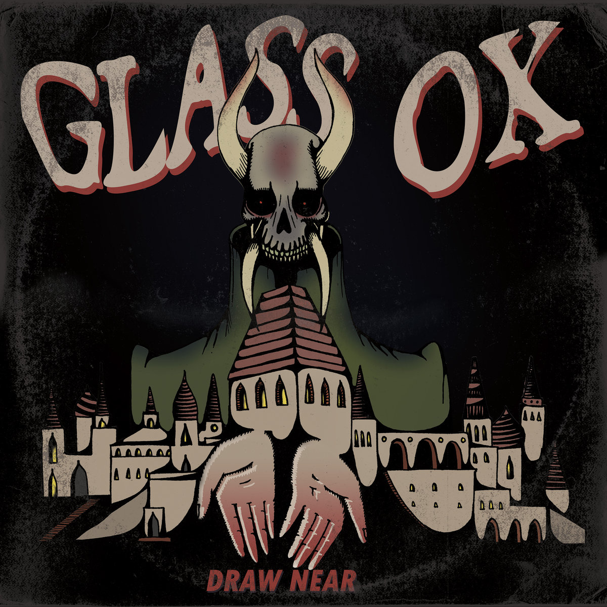 Glass Ox Draw Near Sump Pump Records