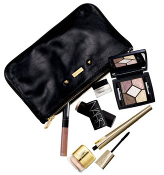 saks fifth avenue polished face kit — beautiful makeup search