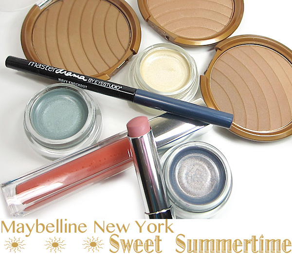 Maybelline New York Summer 2013