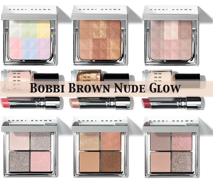 Warm Up Your Winter Look with Bobbi Brown's Nude Glow Collection
