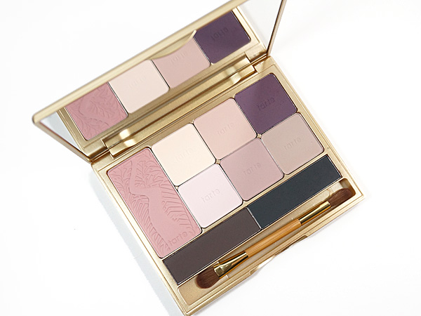 Tarte Be MATTEnificent Colored Clay Matte Eye & Cheek Palette