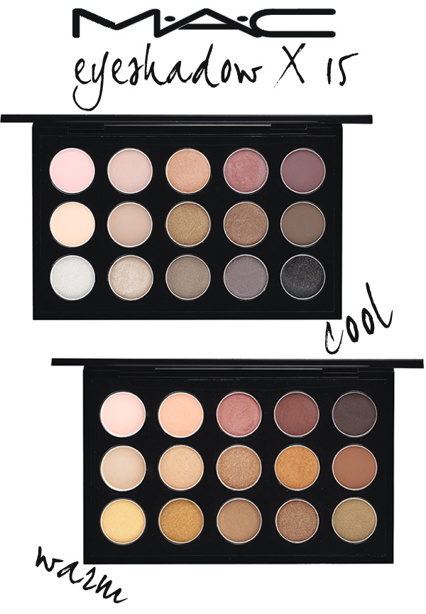 MAC Eye Shadow X 15 Palette