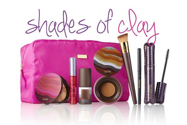 Tarte Shades of Clay QVC Today's Special Value