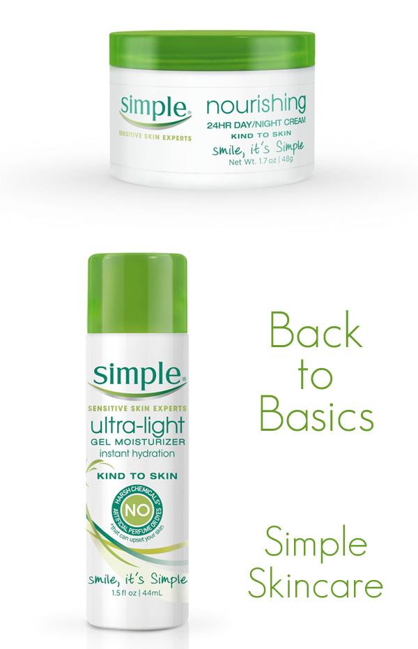 Simple Skincare Moisturizers