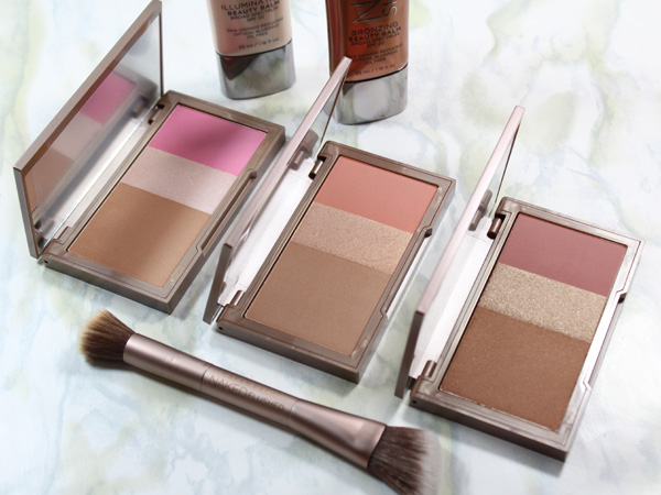 Urban Decay Naked Flush Cheek Palettes