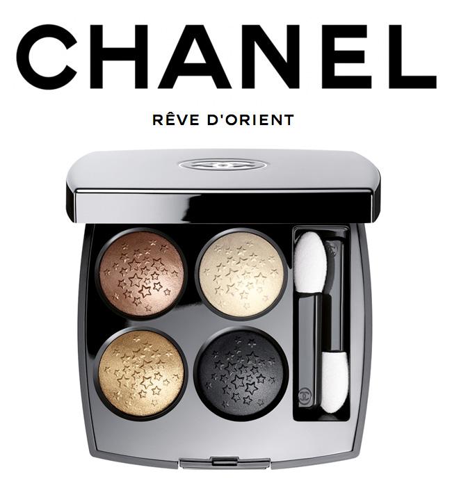 Chanel Rêve d'Orient Eyeshadow Quad