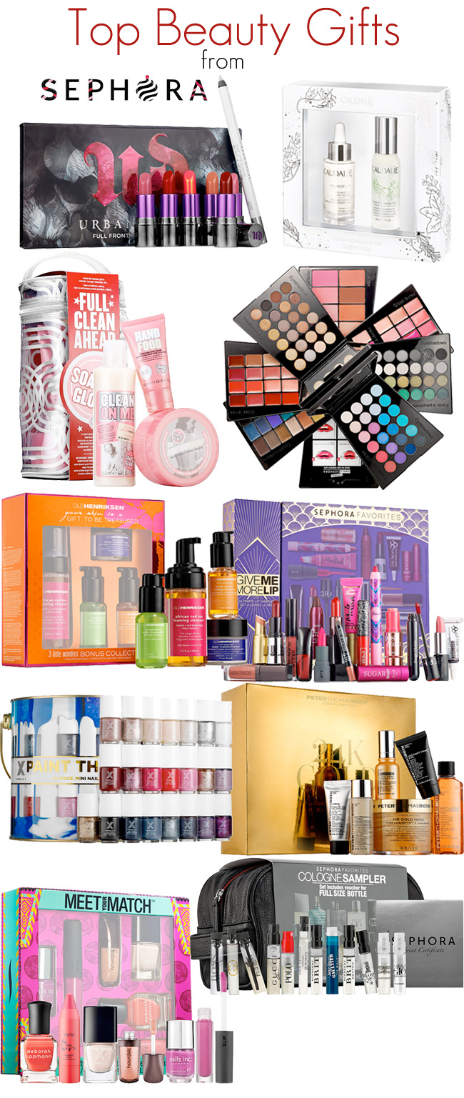 Top Beauty Gifts from Sephora