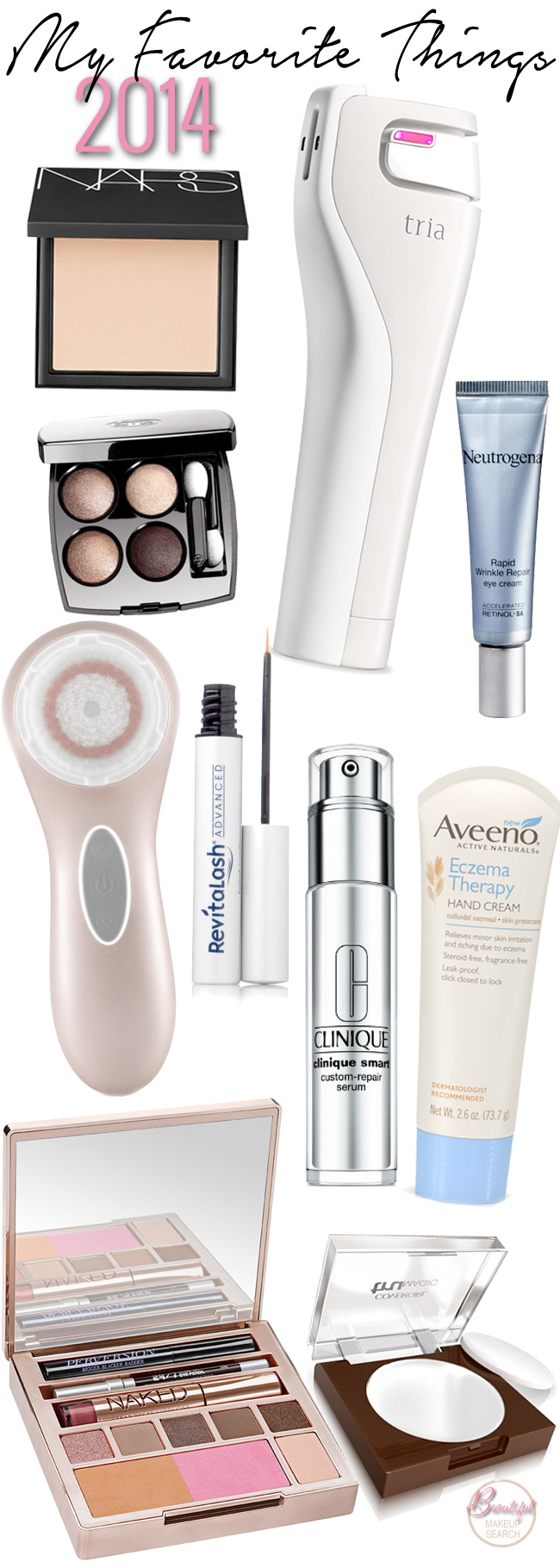 Top 10 Best Beauty Items of 2014