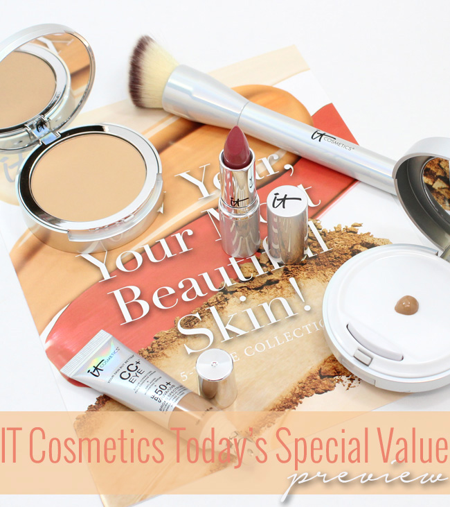 IT Cosmetics TSV Preview: New Year, Your Most Beautiful Skin!