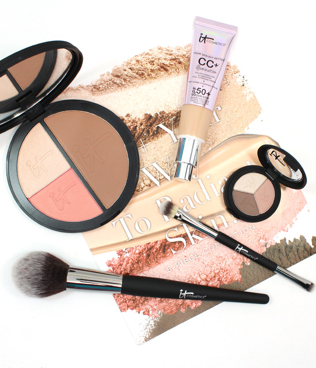 IT Cosmetics CC+ Your Way to Radiant Skin