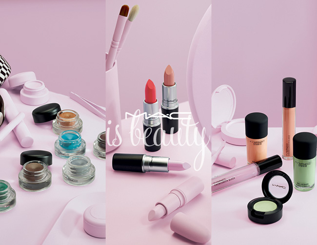 MAC is Beauty Spring Collection