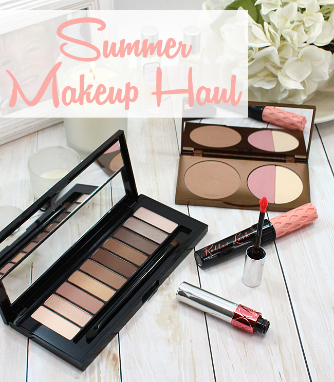 Summer Makeup Haul