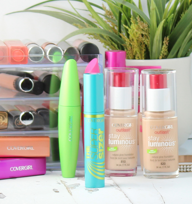 COVERGIRL The Super Sizer by Lashblast Mascara Review