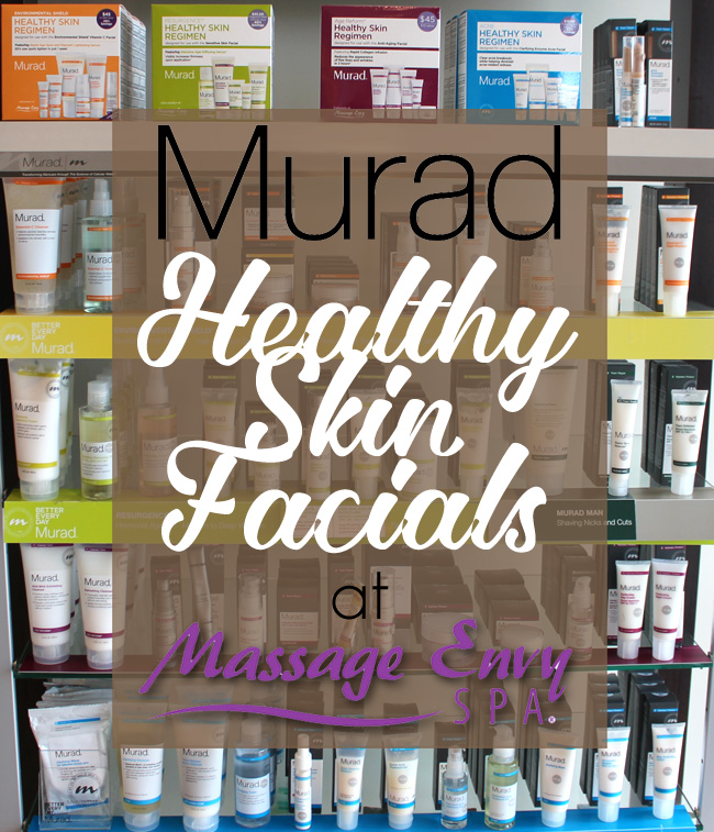 Getting My Summer Glow On with Murad and a Facial at Massage Envy Spa