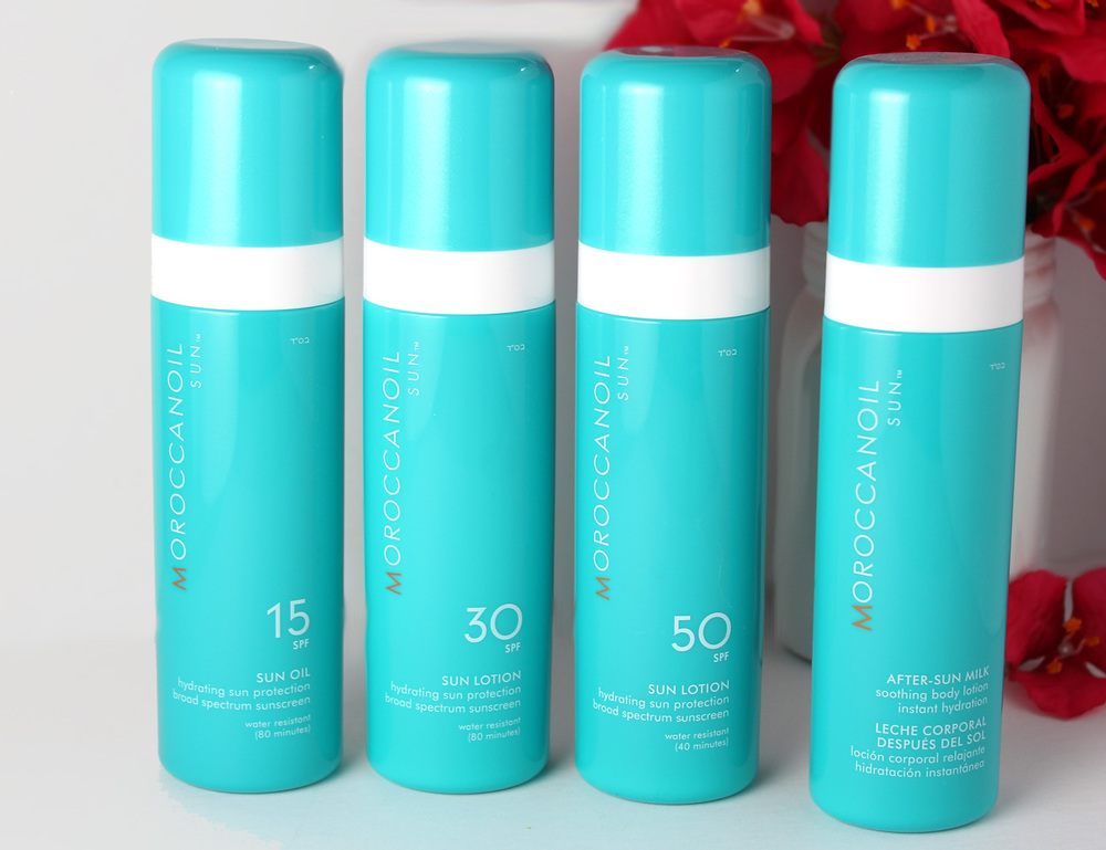 Moroccanoil Sun Collection