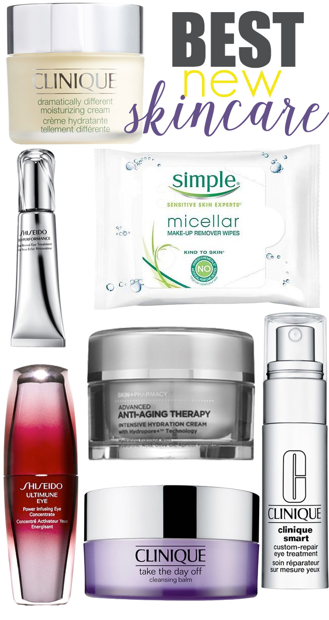 Best NEW Skincare Products to Try Now