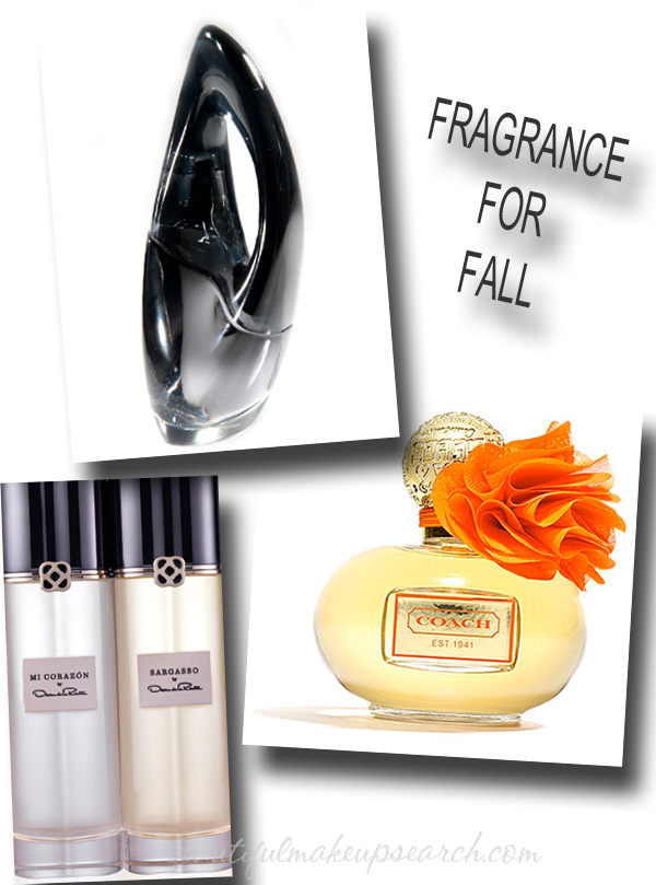 Fine Fragrance for Fall