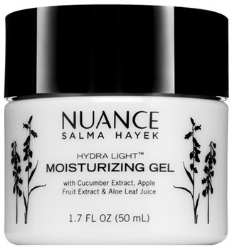 DIY At Home Spa Product: Nuance Salma Hayek Hydra Light Moisturizing Gel