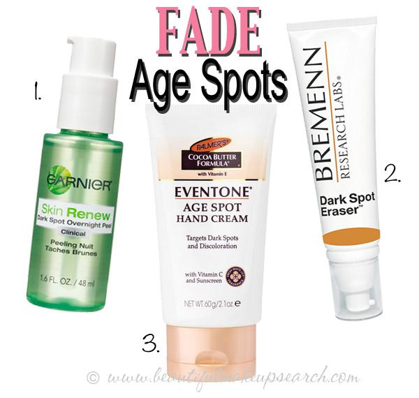 fade age spots