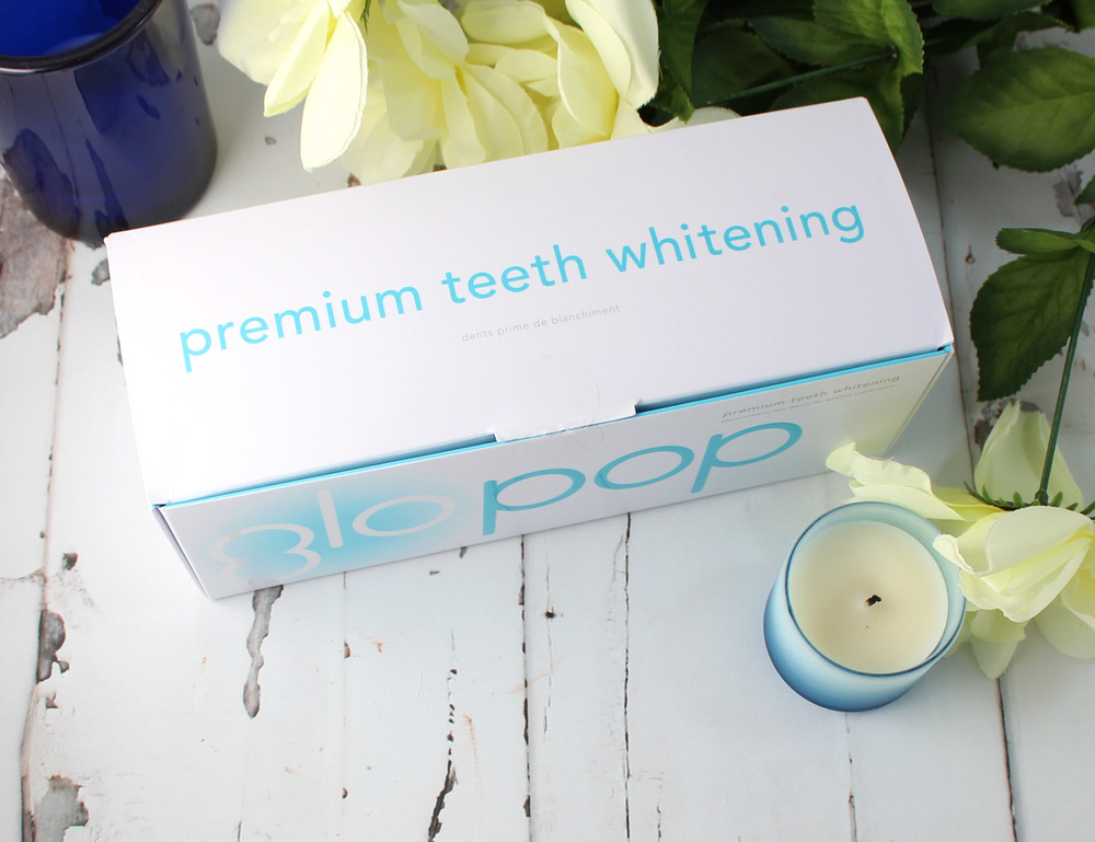 GLO Pop Daily Teeth Whitening Kit