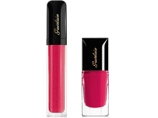 Guerlain Gloss d'Enfer Maxi Shine Lip Gloss & Nail Polish
