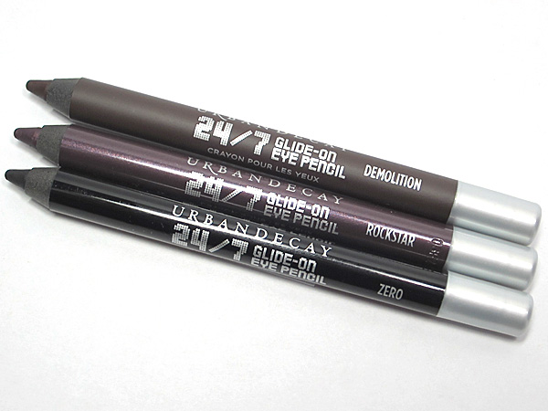 Urban Decay Triple Threat Travel Pencil Set