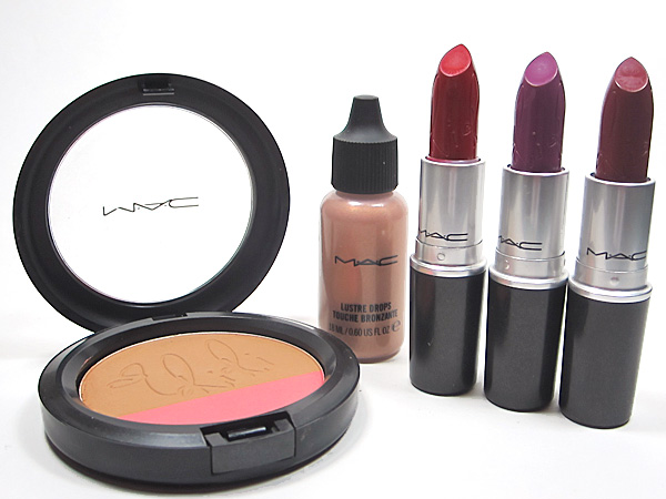 RiRi Hearts MAC Summer Photos & Swatches | Beautiful Makeup Search