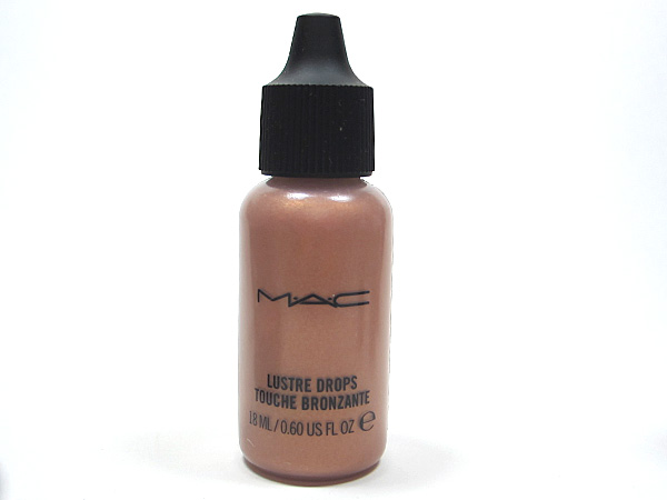 RiRi Hearts MAC Lustre Drops
